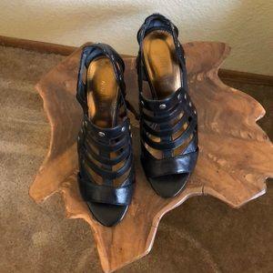 """Nine West Shoes - Nine West """"Sachar"""" Gladiator Style Sandal"""